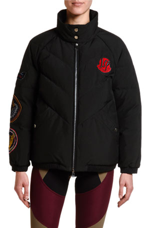 the best attitude 44e4f 9a84f Moncler Women's Jackets, Coats & More at Neiman Marcus