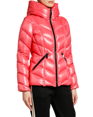 dace0ccdb Moncler Women's Jackets, Coats & More at Neiman Marcus