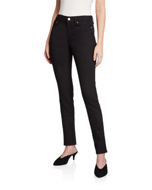 MICHAEL Michael Kors Izzy Denim Skinny Jeans