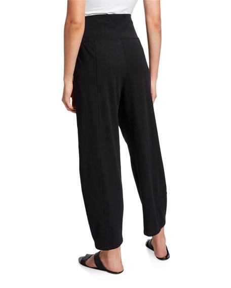 Eileen Fisher Jersey Lantern Ankle Pants