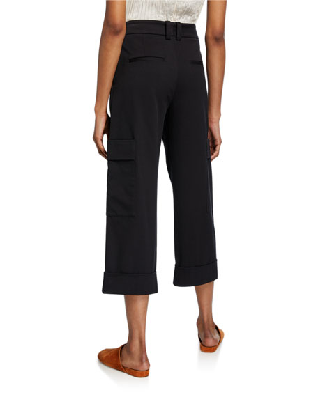 Vince Cropped Cargo Pants