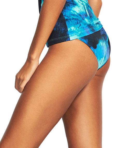 Seafolly Printed Hipster Bikini Bottom
