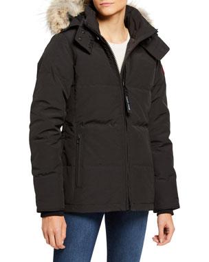 ea546cdcbf0c Canada Goose Chelsea Fur-Hood Parka Coat