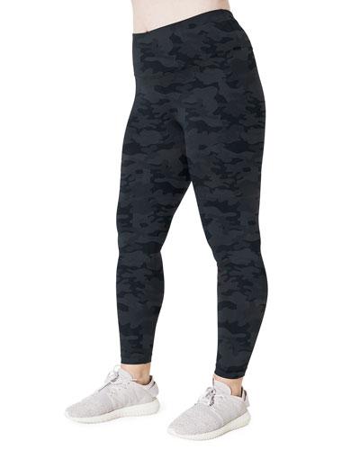 Plus Size High-Waist Core Leggings