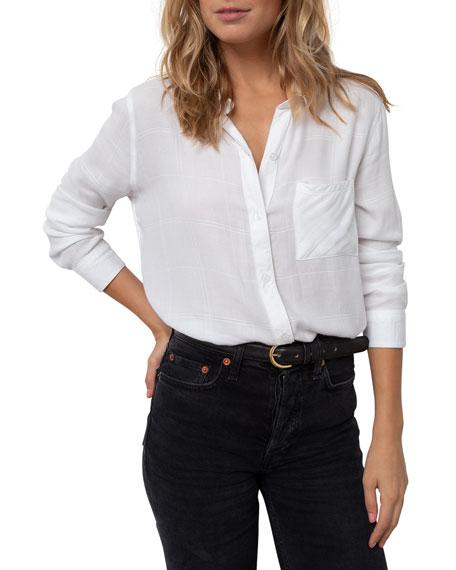 Rails Hunter Long-Sleeve Button-Down Shirt