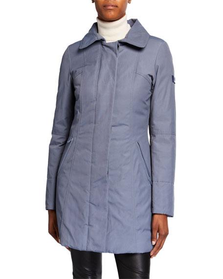 Peuterey Metropolitan SA Parka Coat with Detachable Fur Collar