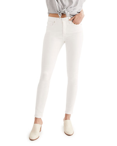 9 High-Rise Skinny Jeans - Inclusive Sizing