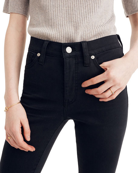 "Madewell 9"" Mid-Rise Skinny Jeans - Inclusive Sizing"