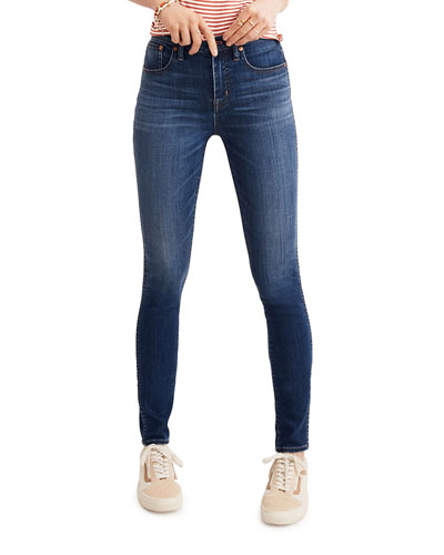 10 High-Rise Skinny Jeans - Inclusive Sizing