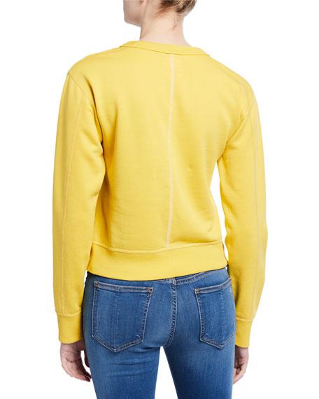 Rag & Bone Be Kind Crewneck Sweatshirt