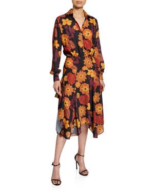 Dodo Bar Or Ida Dress.Dodo Bar Or At Neiman Marcus
