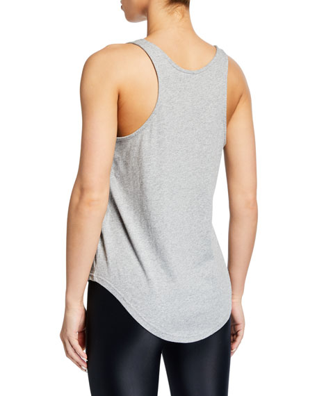 The Upside Issy Logo Graphic Tank