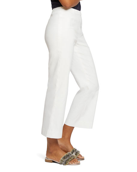NIC+ZOE Petite Everyday Polished Wonderstretch Crop Pants