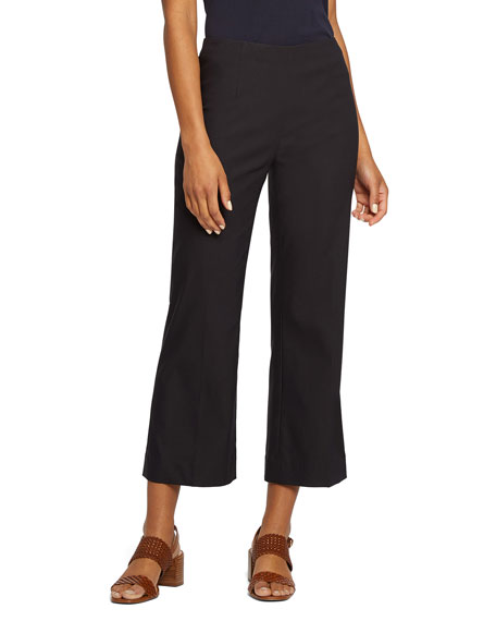 Image 2 of 4: NIC+ZOE Plus Size Everyday Polished Wonderstretch Crop Pants