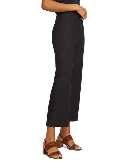 Image 3 of 4: NIC+ZOE Plus Size Everyday Polished Wonderstretch Crop Pants