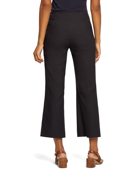 Image 4 of 4: NIC+ZOE Plus Size Everyday Polished Wonderstretch Crop Pants