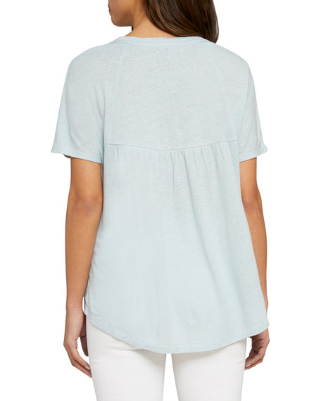 NIC+ZOE All Day Short-Sleeve Tee