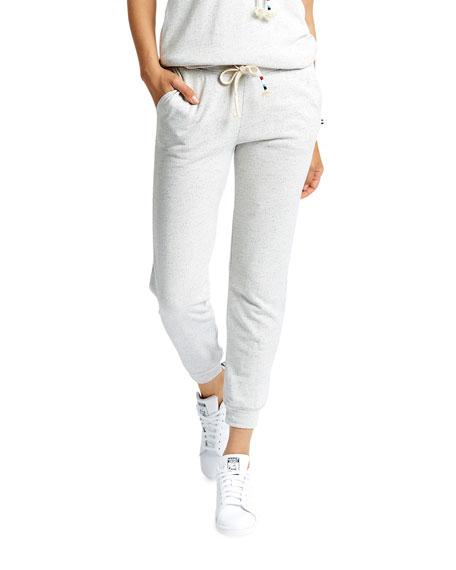 Sol Angeles Speckled Drawstring Jogger Pants