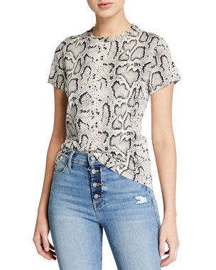 cc23b0e19e486 T-Shirts & Graphic Tees for Women at Neiman Marcus
