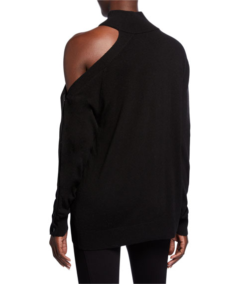 Bailey 44 Kitty Cold-Shoulder Sweater