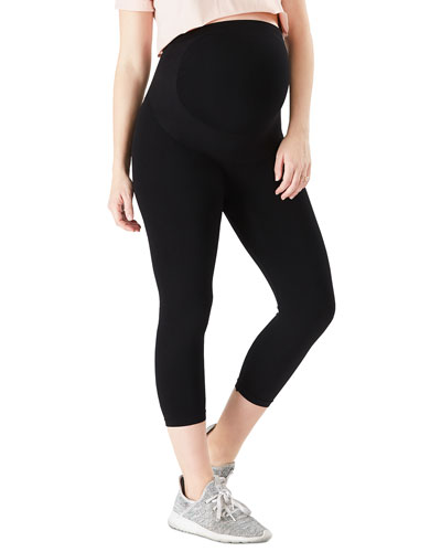 Maternity Bump Support Capri Leggings