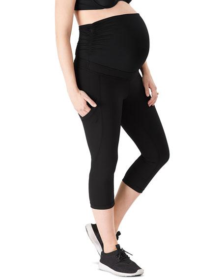 Belly Bandit Maternity Power Capri Leggings