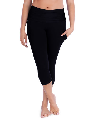 Maternity Power Capri Leggings