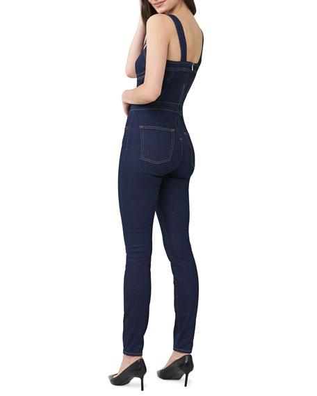 3x1 Ayla Skinny Denim Jumpsuit