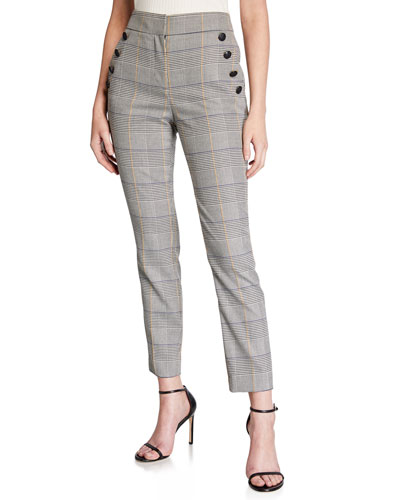 Virgil Houndstooth Trousers