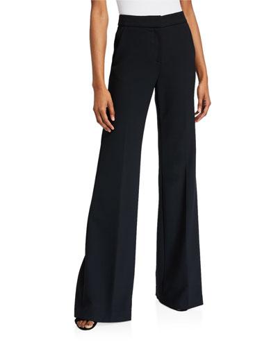 Lebone High-Rise Wide-Leg Pants