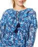 Ramy Brook Celeste Printed Long-Sleeve Blouse