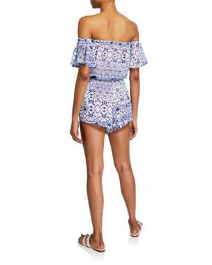 9ac03ae31a Beachwear & Swim Cover-Ups at Neiman Marcus