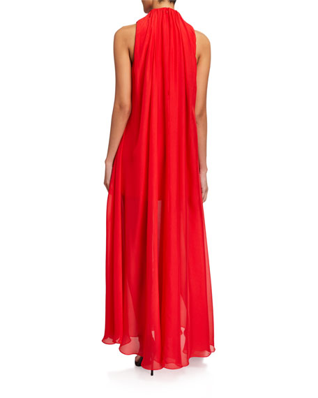 CAMILLA AND MARC Junia Sleeveless Flowy Maxi Dress