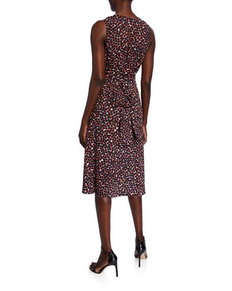 NIC+ZOE Plus Size Classic Mover Shaker Sleeveless Dress