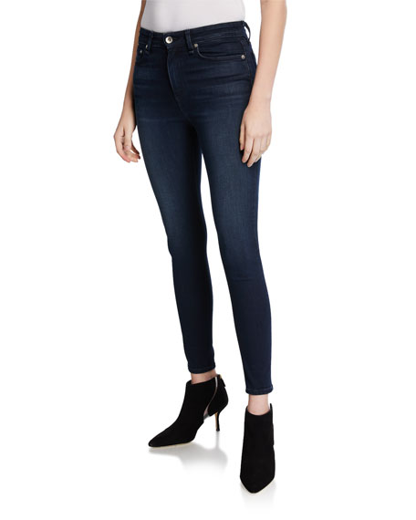 Image 1 of 3: Nina High-Rise Skinny Jeans