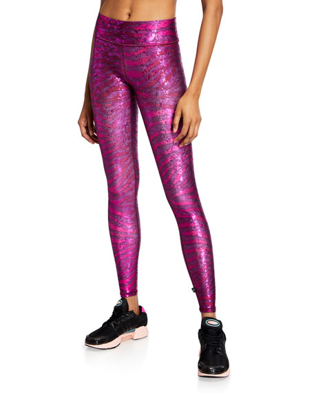 Terez Show Your Stripes Tall Band Leggings