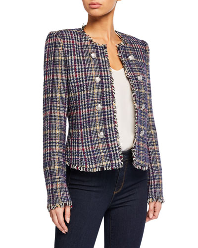 Jerry Tweed Dickey Jacket