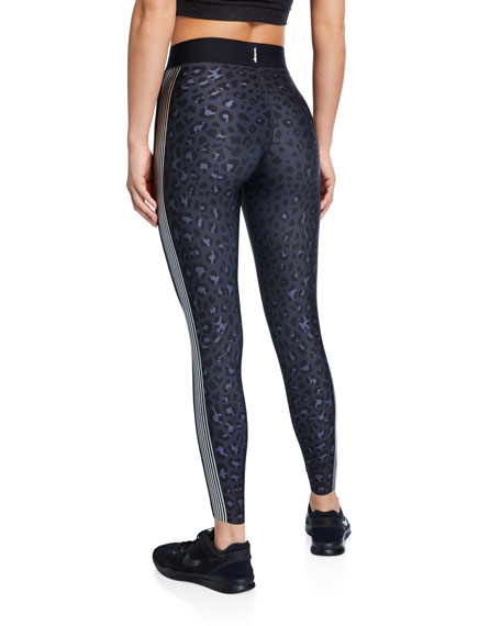 Ultracor Sprinter High-Rise Printed Leggings