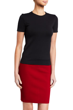 Helmut Lang Seamless Baby Tee