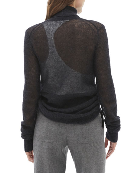 Helmut Lang Air Turtleneck Sweater