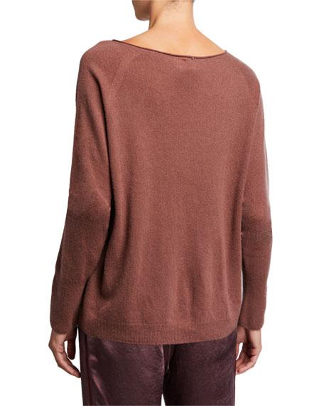 Max Mara Leisure Wool-Blend Boat-Neck Sweater