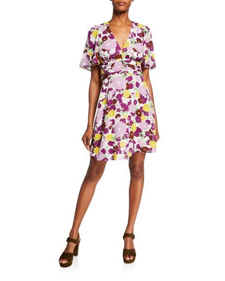New York Flora Association Blog: Kate Spade New York Flora Swing Dress