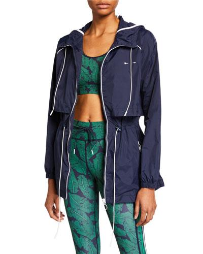 Ella Hooded Parka Jacket
