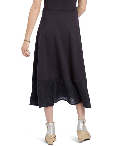 NIC+ZOE Petite Nova Midi Skirt