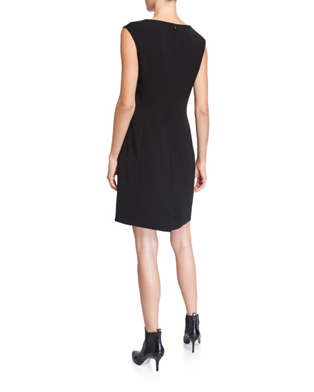 Image 2 of 2: Natori Bi Stretch Sleeveless Dress