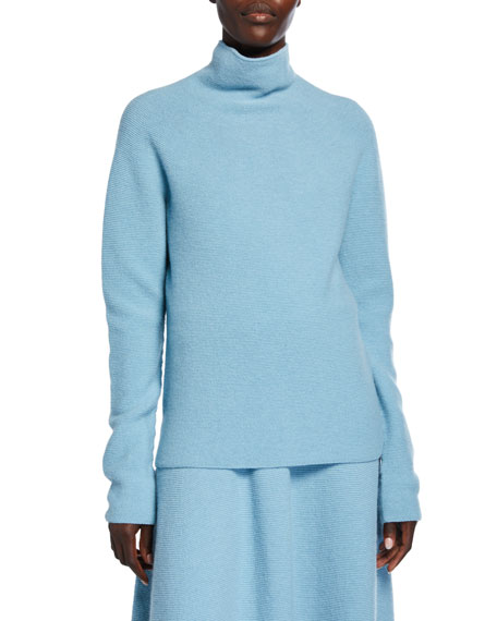 Christian Wijnants Kerif Wool Turtleneck Sweater