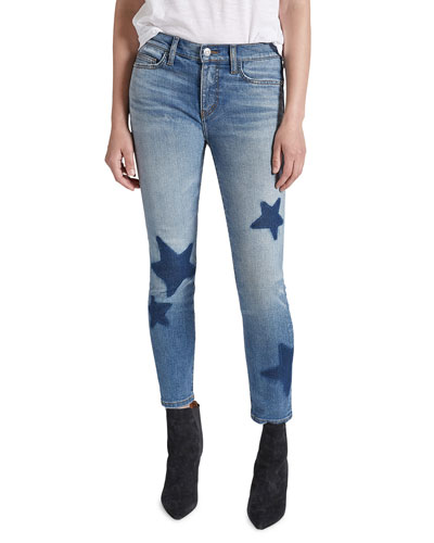 The Ankle Skinny Stiletto Jeans