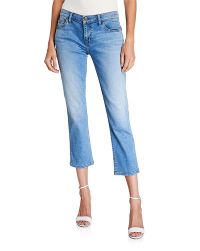 The Scooped Ruby Cropped Jeans