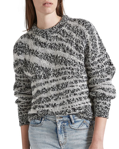 The Cybil Marled Sweater