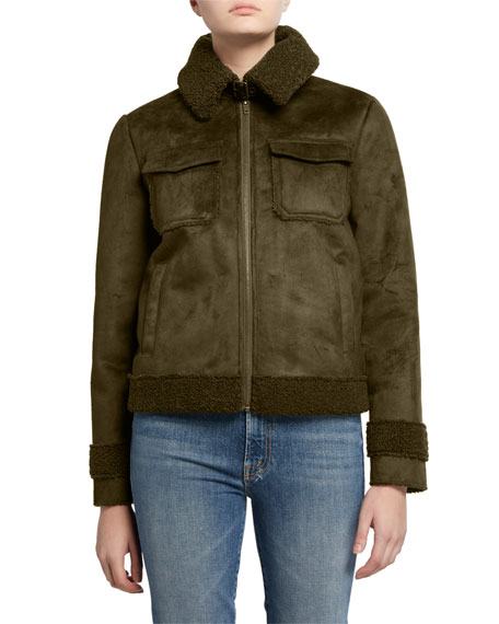 MOTHER The Four Corners Bomber Jacket